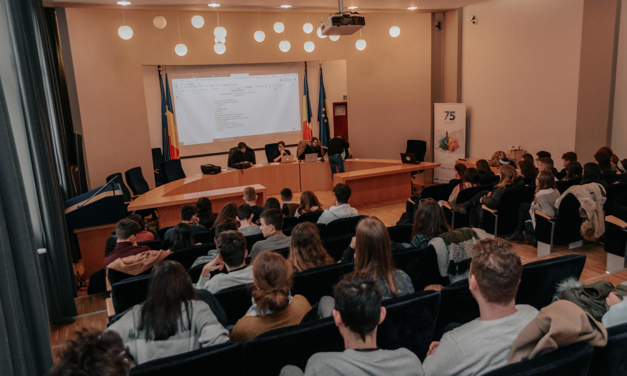 Consiliul Județean al Elevilor Timiș